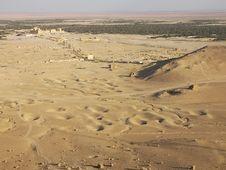 Free Palmyra, Syria Stock Image - 5212731