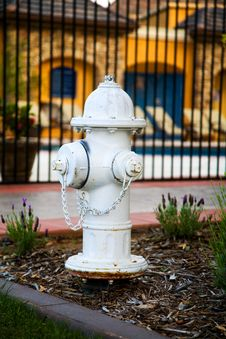 Free Fire Hydrant Stock Photography - 5212742