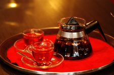 Free Red Tea Royalty Free Stock Images - 5212909