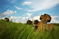Free Stone-crosses Stock Photography - 5212922