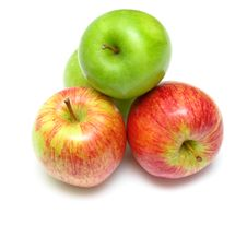 Free Ripe Juicy Apples Royalty Free Stock Image - 5213186