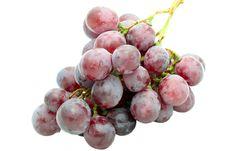 Free Isolated Fresh Grapes Stock Photos - 5213293