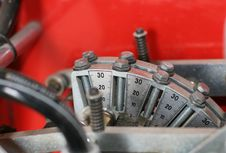 Free Detail Of The Mechanism Royalty Free Stock Photos - 5213928