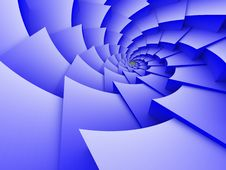 Free Abstract Spiraling Background Stock Photo - 5214540