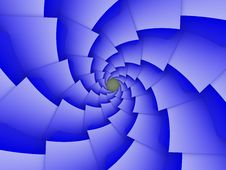 Free Abstract Spiraling Background Royalty Free Stock Photography - 5214787