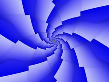 Free Abstract Spiraling Background Stock Image - 5214861