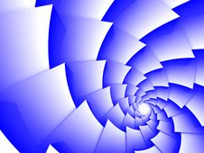 Free Abstract Spiraling Background Royalty Free Stock Photo - 5214895