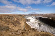 Free Waterfall In Iceland Stock Photos - 5214953