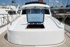 Free Luxury Boat.. Stock Photography - 5215312