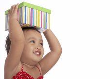 Free Cheerful Child Royalty Free Stock Photos - 5215568
