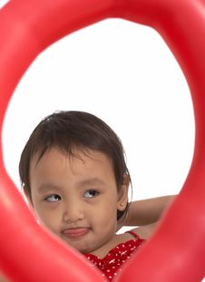 Free Picture Of A Little Child Stock Image - 5215591