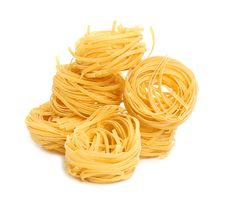 Free Uncooked Macaroni Stock Photo - 5216180