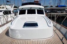 Free Luxury Boat 06 Stock Photos - 5217663
