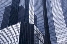 Art Of Making Skyscrapers Stock Photos