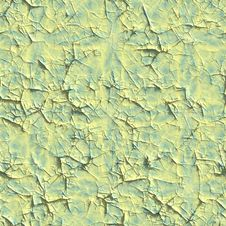 Free Seamless Cracked Plaster (paints). Royalty Free Stock Photography - 5217757