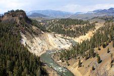 Free Grand Canyon Of Yellowstone Stock Photos - 5218953