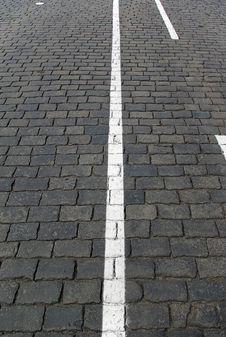 Free Brick Road 2 Stock Photography - 5218992