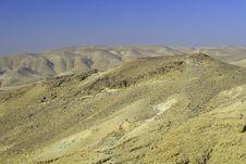 Free Judean Desert Stock Image - 5219701