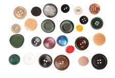Free Miscellaneous Buttons Stock Photos - 5219753