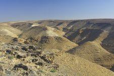 Free Judean Desert Stock Photo - 5219820