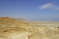 Free Judean Desert Royalty Free Stock Photos - 5219978