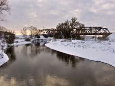 Free The  Bridge Stock Images - 5219994