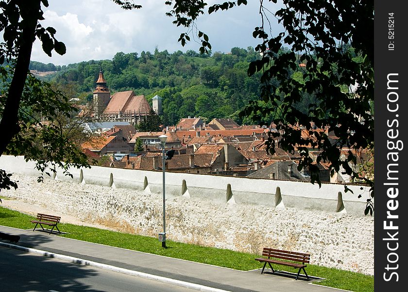 Brasov City, Transylvania