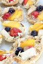 Free Fruit Tarlet Cake Royalty Free Stock Photography - 5222457