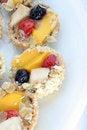 Free Fruit Tarlet Cake Stock Photo - 5222460