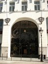 Free Four Seasons Art Nouveau Gate Stock Photos - 5225403