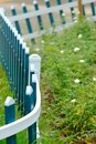 Free The Blove Picket Fencing Stock Photography - 5226232