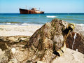 Free Ship Wreck Royalty Free Stock Photos - 5227278