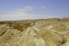 Free Judean Desert Stock Image - 5220061