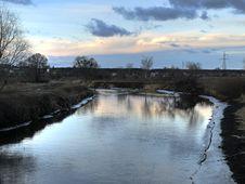 Free River Irpen Royalty Free Stock Photos - 5220358