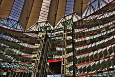 Berlin Centre Royalty Free Stock Photography