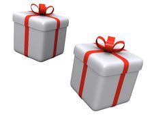 Free 3d Gifts Royalty Free Stock Images - 5221539