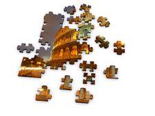 Free Roman Puzzle Stock Images - 5221684