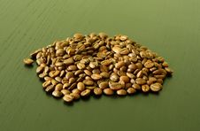 Free Coffee Beans Royalty Free Stock Photography - 5222117