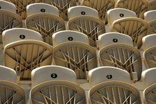 Free Stadium Seats Stock Photos - 5222343