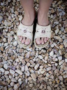 Free Sandals Stock Photo - 5222540