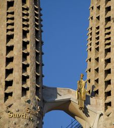 Free Sagrada Stock Photo - 5222700