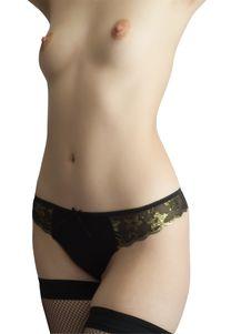 Female Body Stock Photography