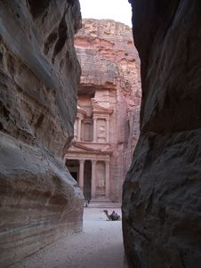 Free Petra, Jordan Royalty Free Stock Photography - 5223737