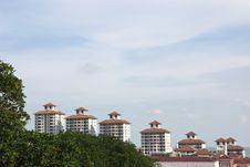 Free Melaka Cityscape Royalty Free Stock Photo - 5223765