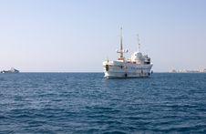 Free Yacht Stock Image - 5224391