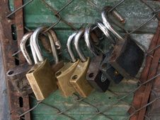 Free Key Lock Stock Photos - 5224513