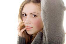 Free Lovely Brunette Stock Photos - 5224613