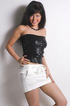 Free Young Beautiful Model Stock Photo - 5224950