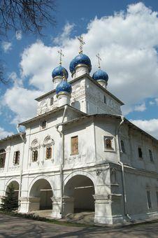 Free Orthodoxy Church Royalty Free Stock Photos - 5225428