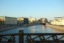 Free River Moskva Stock Photo - 5225570